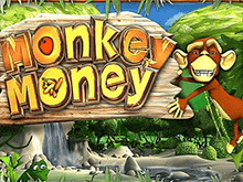 На рубли автомат Monkey Money